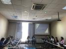 """Sesiune de formare """"Comunicarea publică și procesul decizional fundamentat pe date statistice"""" (17-20 septembrie, București)"""